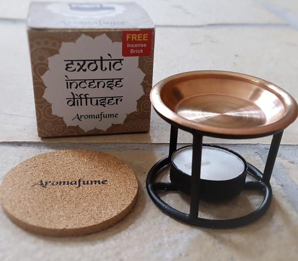 Aromafume Exotic Incense Bricks Diffuser